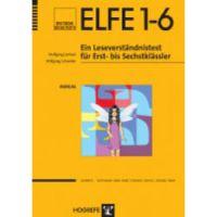 ELFE 1-6 - Ein Leseverständnistest für Erst- bis Sechstklässler