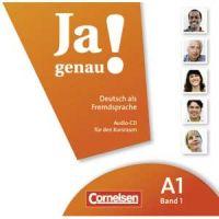 Ja genau! - Deutsch als Fremdsprache A1: Band 1 und 2