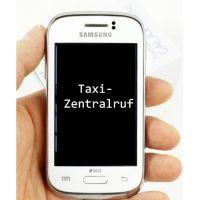 Samsung Smartphone mit BlindShell-Software, Mobiltelefon für Blinde