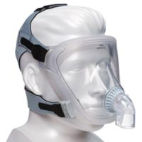 FitLife Vollgesichtsmaske ohne Ausatemventil, Größe S / L