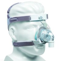 TrueBlue Nasenmaske ohne Ausatemventil, Größe P / S / M / MW / L