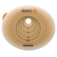 Dansac NovaLife 2 Convex, Basisplatte