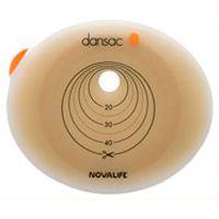 Dansac NovaLife 2 Convex, Basisplatte mit integr. Einlagering