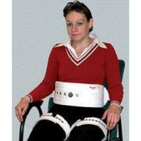 SEGUFIX-Sitzgurt mit Oberschenkelmanschetten und Schnappverschluss / SEGUFIX-Sitzgurt mit Oberschenkelmanschetten und Magnetverschluss