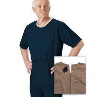 Markus Herren Tagesanzug einteiliger Hausanzug Pflegeoverall