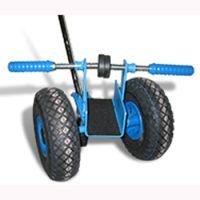 Platten-Lenk-Wagen