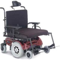 Rollstuhl XXL-E295 Elektro