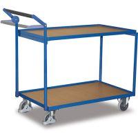 Tischwagen mit Totmannbremse