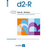 Test d2 – Revision (d2-R) Aufmerksamkeits- und Konzentrationstest