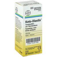 Teststäbchen Keto-Diastix