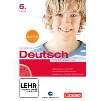 Lernvitamin Deutsch 5. Klasse / Lernvitamin Deutsch 6. Klasse / Lernvitamin Deutsch 7. Klasse