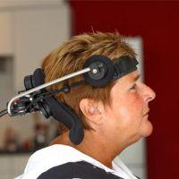 Elektrisches Kopfpositionierungssystem Papillon