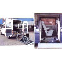 Rollstuhlheber Linear- Rollstuhllift