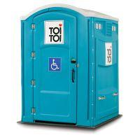 Toi Cap Toilettenkabine