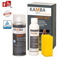 KAMBA-SOFT Antirutsch-Beschichtung aus der Spraydose für Duschen und Badewannen