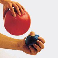 softX Schaumstoffball mit HAUT