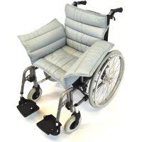 Hohlfaser-Rollstuhlauflage