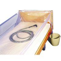 Transwater Mobile Bett-Dusche