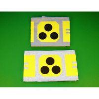 Verkehrsschutz-Armbinde, reflekt., Klettverschluß
