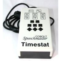 Sprechende Zeitschaltuhr mit 2 oder 7 programmierbaren Schaltzeiten