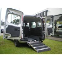 Rollstuhlgerechter Kfz-Umbau Version B-Plus für Renault Kangoo