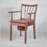 Holztoilettenstuhl Classic 11