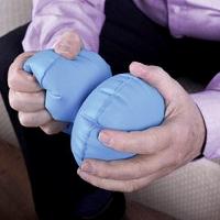 Handtrainer Airbag aufblasbar