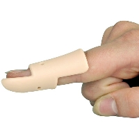 Fingerschienen nach Stack