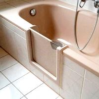 Badewannentüre für die vorhandene Wanne