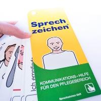 Sprechzeichen Deutsch (Karten)