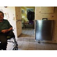 Leonardo Rollstuhlrampe