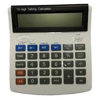 Taschenrechner XL mit Sprachausgabe