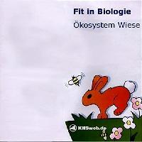 Lernsoftware Fit in Biologie Ökosystem Wiese / Äcker / Weide