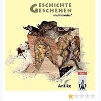 Lernsoftware Geschichte und Geschehen multimedial - CD1 Antike