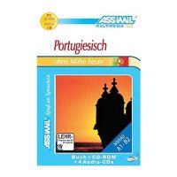 Portugiesisch ohne Mühe heute (Lehrbuch + CD-ROM)