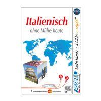 Italienisch ohne Mühe heute (Lehrbuch + CD-ROM)