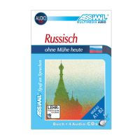 Russisch ohne Mühe heute (Lehrbuch + CD-ROM)