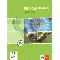 Lernsoftware Prisma Biologie 3 - Niedersachsen