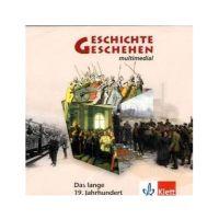 Lernsoftware Geschichte und Geschehen multimedial  - CD 3 Das lange 19. Jahrhundert