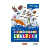 Lextra junior - Englisch - Unser erstes Bildwörterbuch