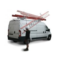 Ergorack - Dachträgersystem zum Leitertransport