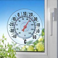 Außenthermometer groß Low Vision