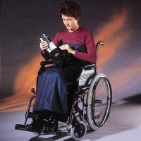 Rollstuhl-Wickeldecke
