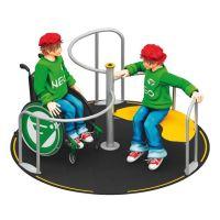 Playparc Rollstuhlkarussell 'Orbiter'