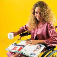 Servocare Rollstuhlbrett
