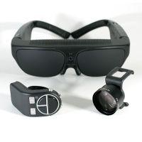 Smartbrille NuEyes Pro