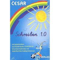 CESAR Lernsoftware für Schule und Therapie
