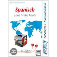 Spanisch ohne Mühe heute (Lehrbuch + CD-ROM)