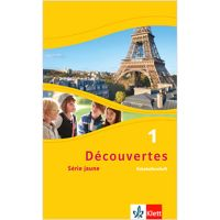 Sprachtrainer Französisch: Découvertes 1 - Vokabellernheft 1. Lernjahr