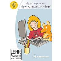 Lernsoftware Fit am Computer: Tipp- und Tastaturtrainer